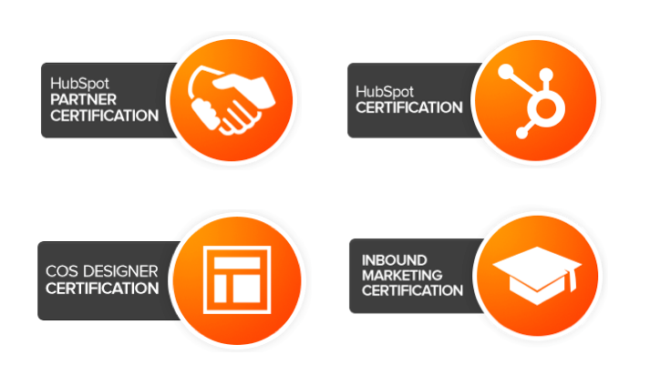 JDR Group\'s New Inbound Marketing Certifications From Hubspot