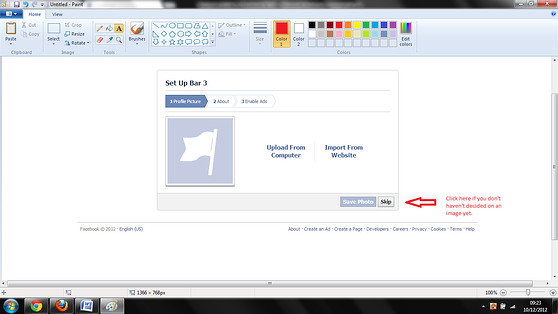Creating A Business Page in Facebook 2