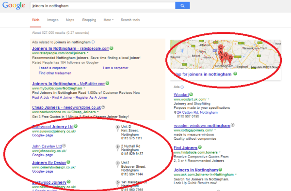 Google Places In Nottingham resized 600