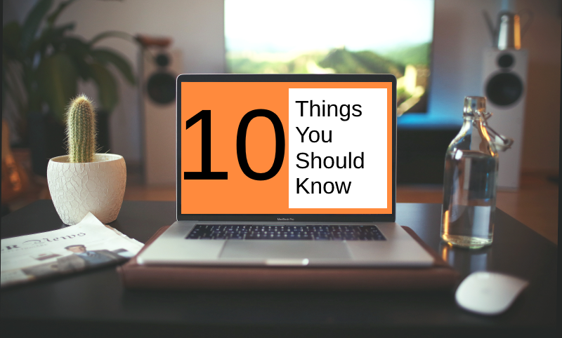 10 Things You Should Know About The Inbound Marketing Attract Stage
