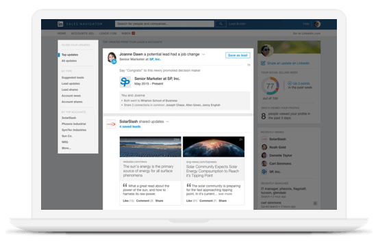 How to Make the Most of LinkedIn Sales Navigator