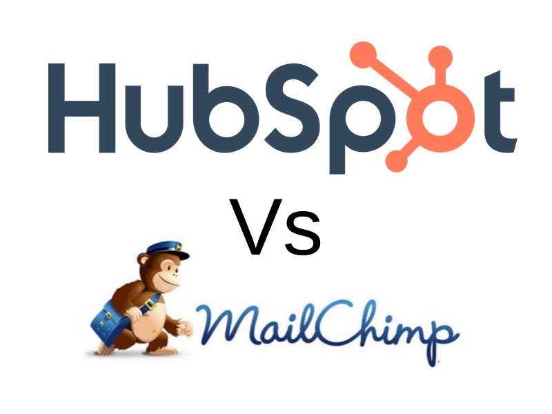 HubSpot Free Vs MailChimp Free_ A Side By Side Comparison