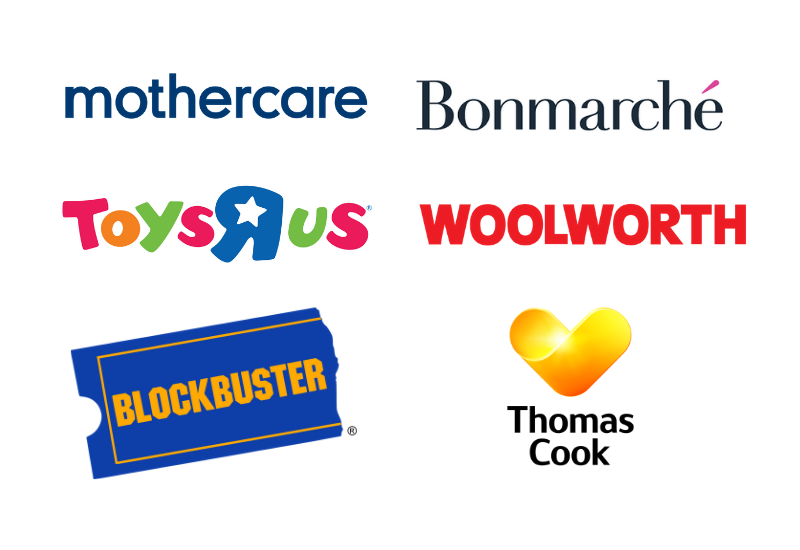 Mothercare has failed to keep up with modern marketing. Is your business next
