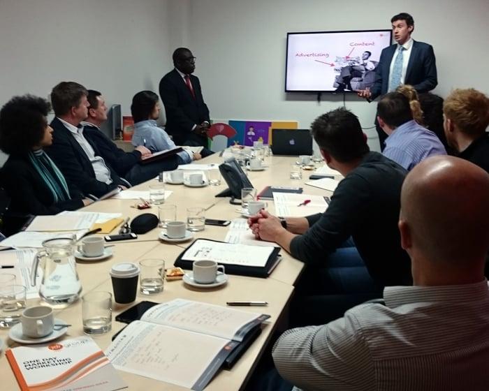 JDR Group One Day Marketing Workshop In Birmingham
