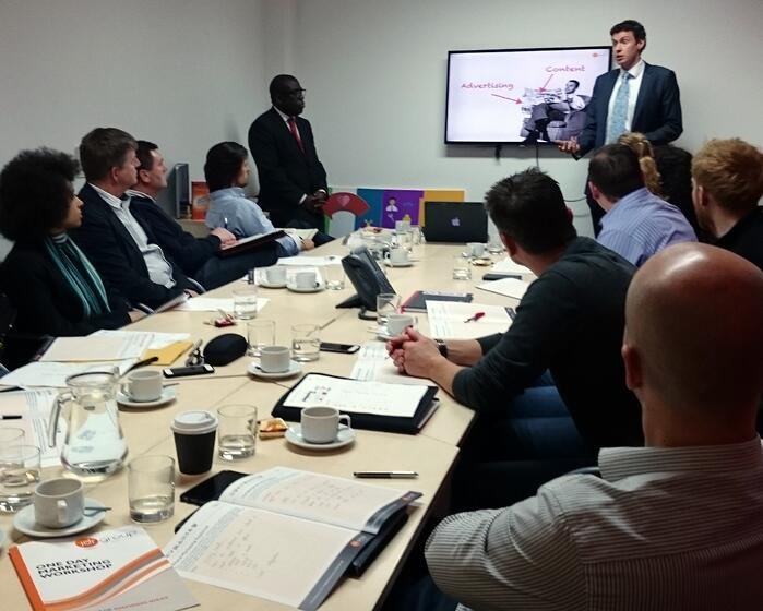 JDR Group One Day Marketing Workshop In Birmingham