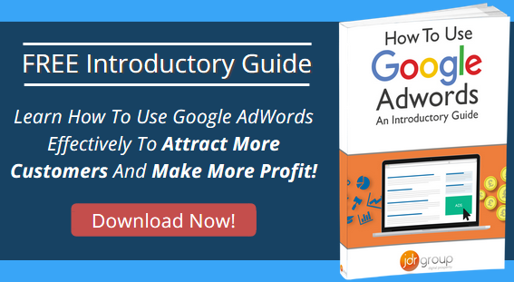 Download Your FREE Copy Of How To Use Google Adwords